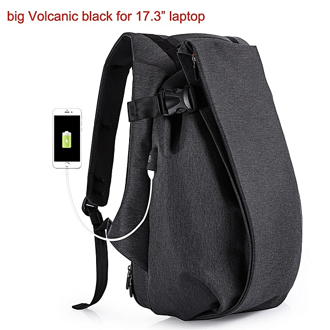 OEM Men Travel Laptop Backpack Computer Waterproof Fashion à prix pas cher