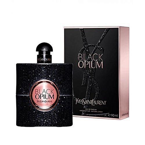 Yves Saint Laurent Black Opium Eau De Parfum 90 Ml à Prix Pas