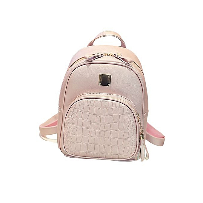 Fashion Correponde Delicate femmes Backpacks Girl School Bag High Quality Ladies Bags à prix pas cher