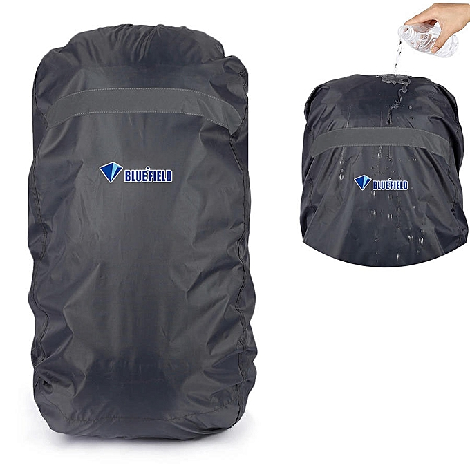 mode voyage imperméable sac à dos Rain Cover with Reflective Strip Hiking Camping Tool à prix pas cher