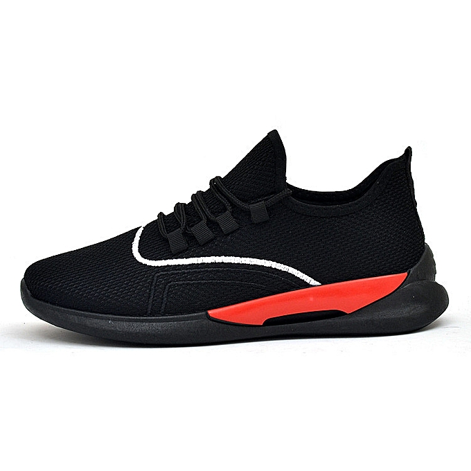 Fashion Running chaussures, baskets, comfortable fitness chaussures noir blanc à prix pas cher    Jumia Maroc