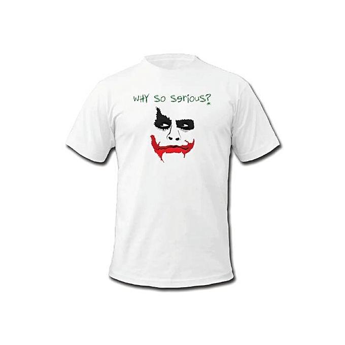 HommePersonnaliséSpécialeUniqueLimited Shirt Joker T Édition XZuTOkiP