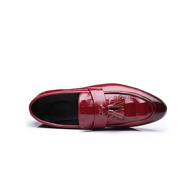 Fashion  's Slip-On Moccassins With Front Details UK  Size : 6.5 To 10.5  UK  à prix pas cher  | Jumia Maroc b77a76