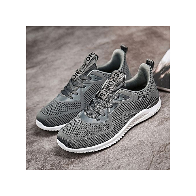 Zant Spring Autumn Men's baskets 2018 Men Running chaussures Trending Style Sports chaussures Breathable Trainers baskets à prix pas cher    Jumia Maroc