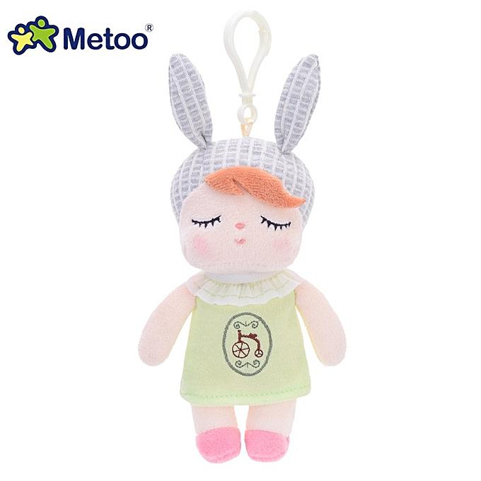 Autre Mini Metoo Doll Plush Toys For Girls   petit pendentif Cute Unicorn Soft voituretoon Stuffed Animal For Enfant Christmas Birthday Gift(1463-26) à prix pas cher