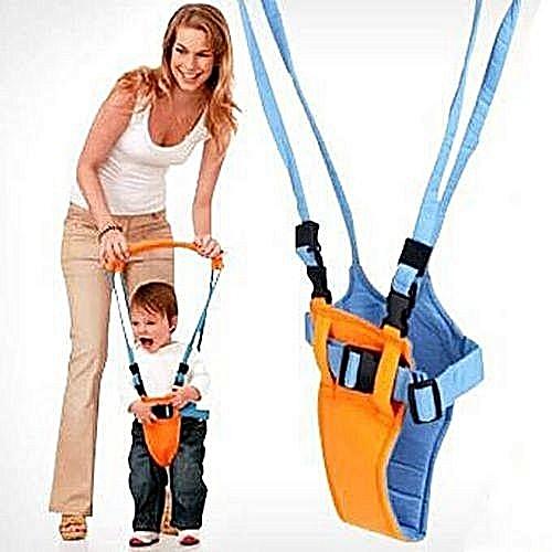 fed931c9499e Moon Walk Porte bébé aide à la marche - Bretelles Premiers pas à ...
