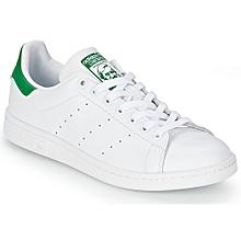 finest selection 6792d b0f6c STAN SMITH Blanc   Vert