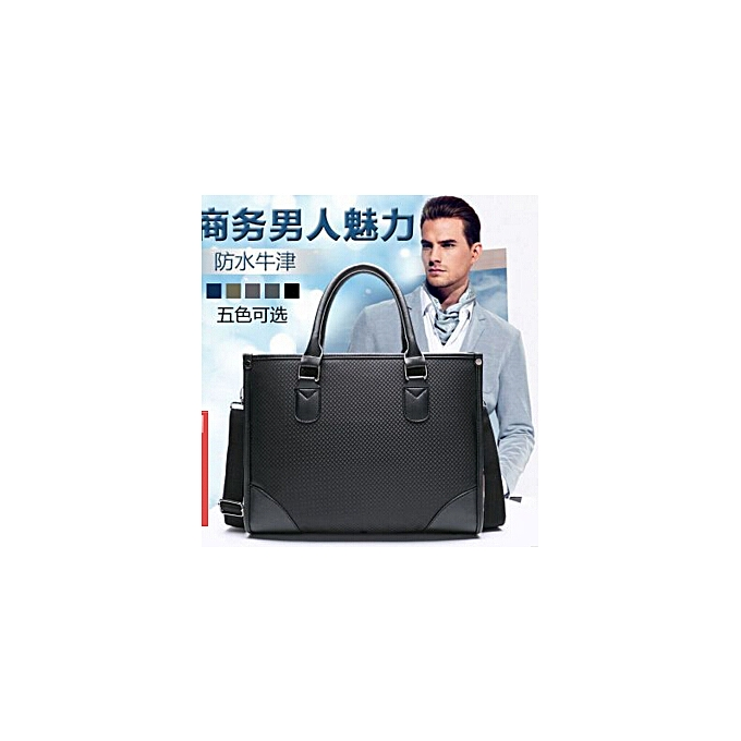 Other Hommes's Affaires briefcase nouveau Oxford cloth handsac shoulder sac homme sac briefcase(marron) à prix pas cher