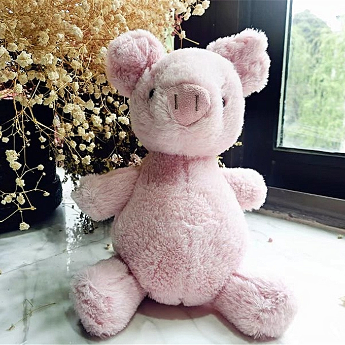Generic 35cm Pig voituretoon Plush Toy Cute Pig Doll Stuffed Interactive Toys à prix pas cher