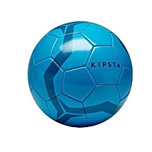 fb3d1b8c884f7 BALLON DE FOOTBALL FIRST KICK TAILLE 3 (ENFANTS DE 5-7 ANS) BLEU