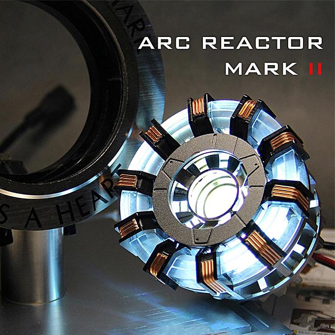 OEM Le modèle de bricolage Old Tree Arc Reactor MK2 à LED à prix pas cher