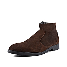 389632a453be Bottines Stanley - Marron