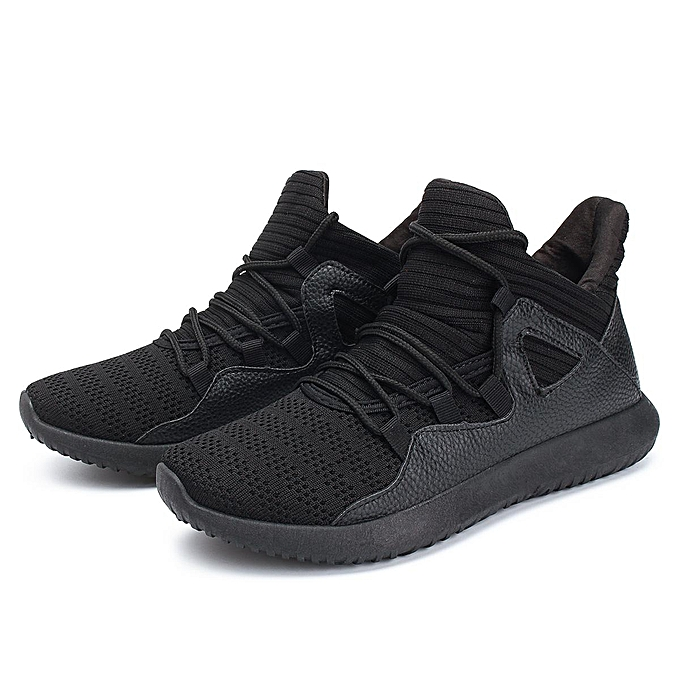 Fashion Fashion Men's Casual Soft Running Trainers chaussures Outdoor Comfortable baskets-EU à prix pas cher