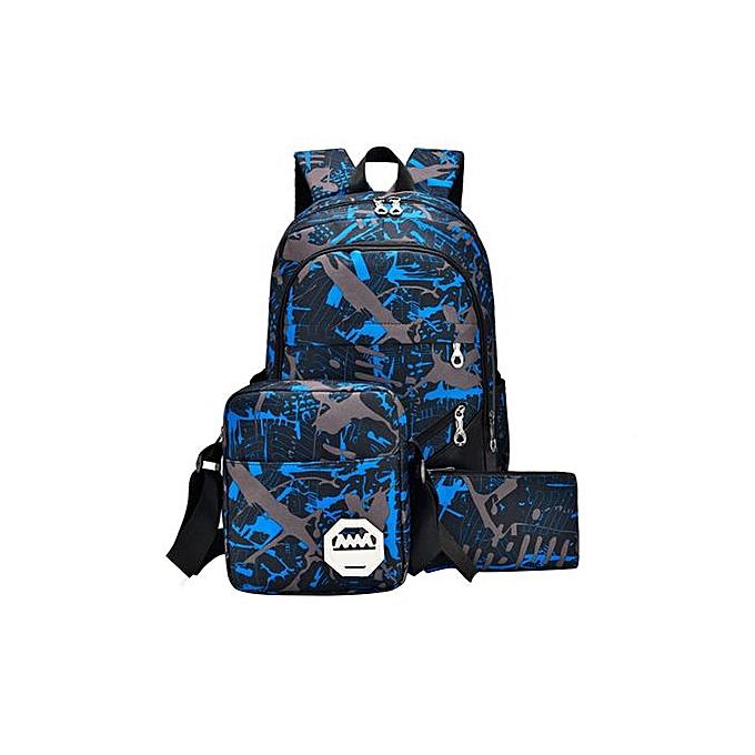 Fashion Correponde Waterproof Oxford Fabric Backpack à prix pas cher