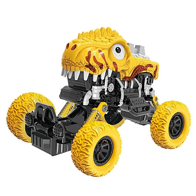 Generic Inertia Four-Wheel Drive Off-Road Vehicle Simulation Model Toy   voiture Model YE à prix pas cher