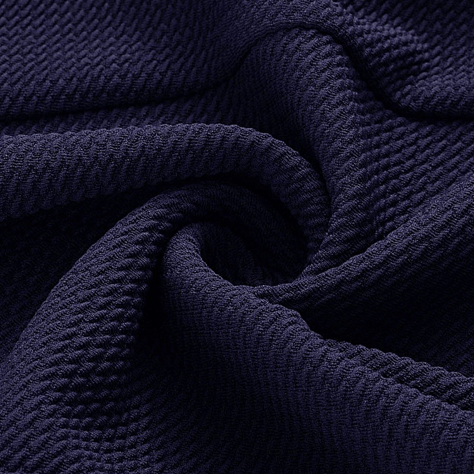 Fashion Men Shirt Fashion Solid Couleur Male Casual Long Sleeve Shirt NY XXL à prix pas cher
