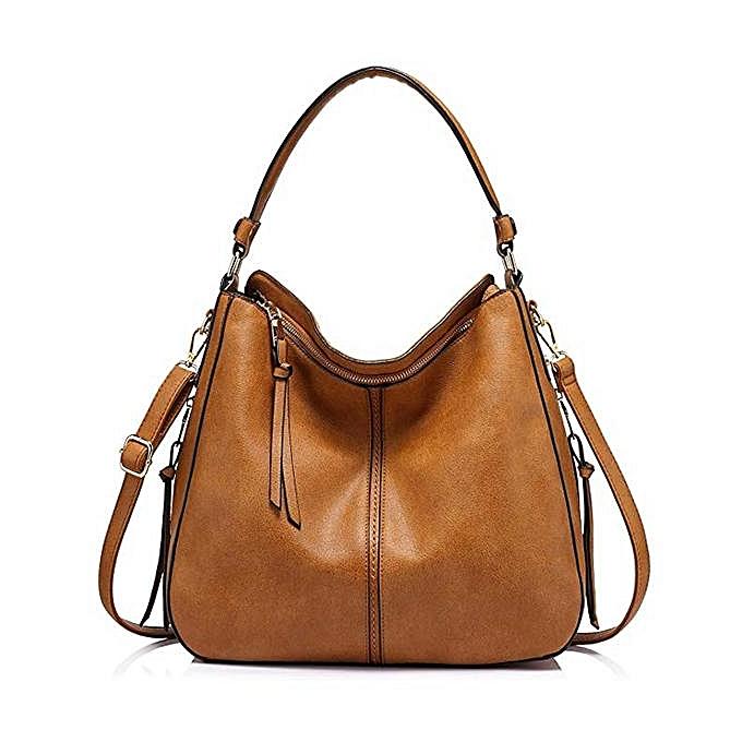 UNIVERSAL handbags Dual-use tassel handbag femmes bag à prix pas cher