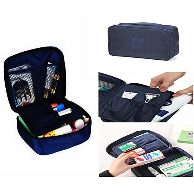 1f85b3f4171e5 Générique حقيبة منظمة أدوات الزينة التجميل للسفر التخزين متعددة ...