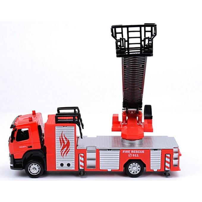 UNIVERSAL 1 50 Scale Diecast Model Volvo Engine Truck Engineebague voiture Sound & lumière à prix pas cher