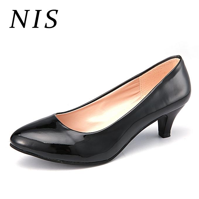 Fashion Wohommes Work Wedding chaussures Ladies Low Mid High Heel à prix pas cher    Jumia Maroc