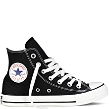 designer fashion 8b300 21f90 CHUCK TAYLOR ALL STAR HI - LEATHER BLACK