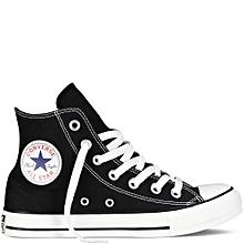 02958a512d0 CHUCK TAYLOR ALL STAR HI - LEATHER BLACK