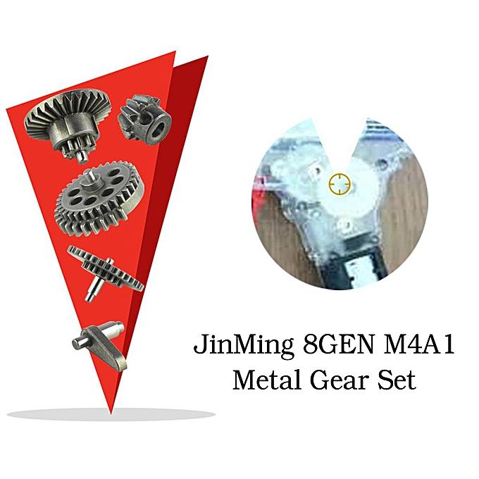 OEM Le vieux kit de mise à niveau en métal de l'équipeHommest d'arbre remplacent le kit pour le jouet de blaster de gel de JinMing Gen8A1 à prix pas cher