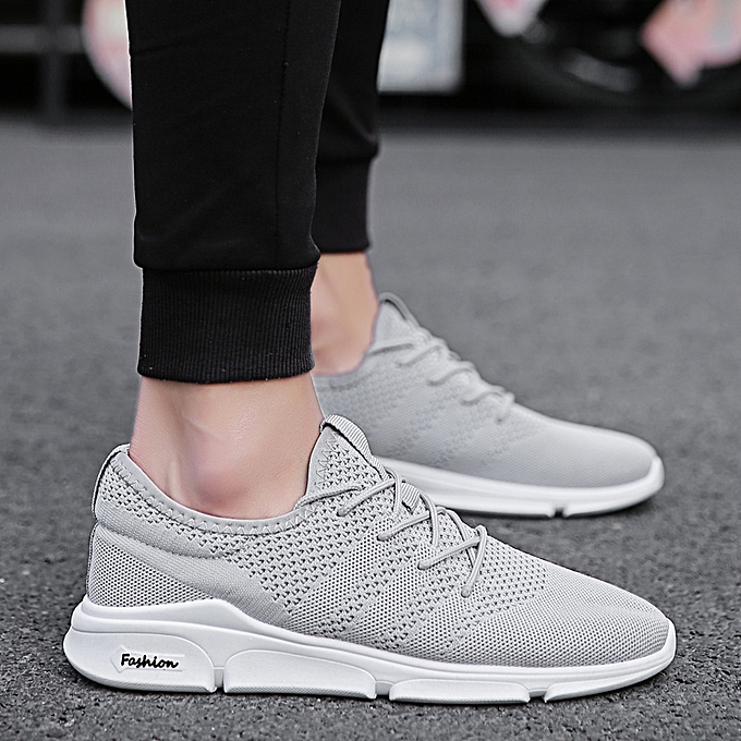 Tauntte Chaussures de sport homme baskets (gris) à prix pas cher    Jumia Maroc