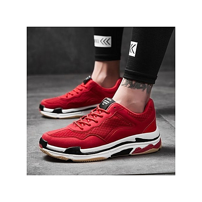 Zant Men's chaussures Summer Breathable Mesh chaussures Men's Sports Casual chaussures Mesh baskets chaussures Running chaussures à prix pas cher    Jumia Maroc