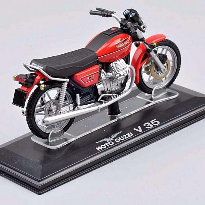 OEM AAA 1 22 Scale Moto V35 Motorcycle Motorbike Italeri Diecast Model Toy à prix pas cher