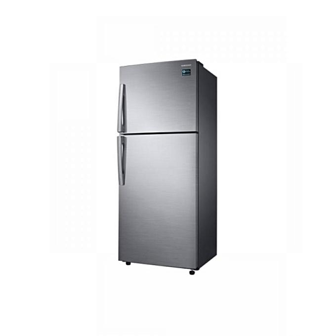 r frig rateur avec cong lateur en haut twin cooling plus 450 l silver achat de 350. Black Bedroom Furniture Sets. Home Design Ideas