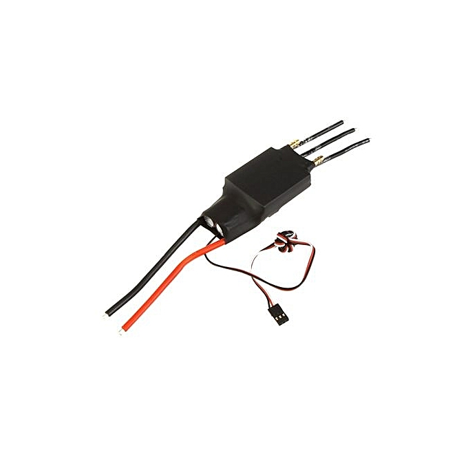 Generic 125A Brushless Water Cooling Electric Speed Controller ESC with 5V 5A SBEC for RC Boat Model à prix pas cher