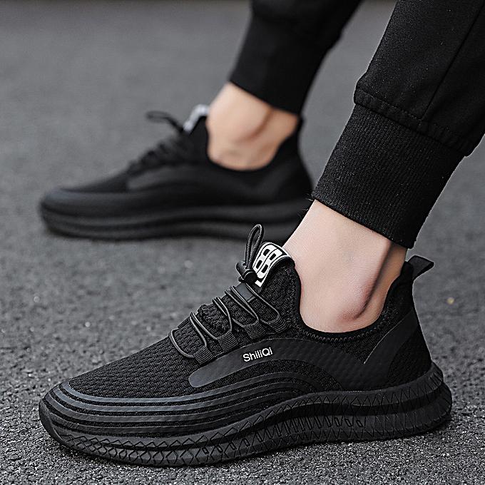 Tauntte Air engrener paniers For Man Sport FonctionneHommest chaussures Hommes Athletic Moccasins (noir) à prix pas cher