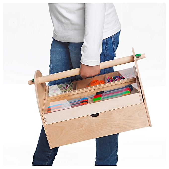 Ikea RangeHommest créatif en bois à prix pas cher