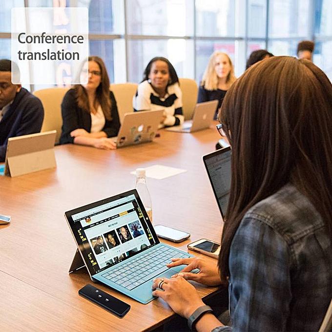 Other 4.2 Smart Translator Portable Smart Voice Translator  Intelligent Real Time Interpreter dating Translator  ASQOA à prix pas cher