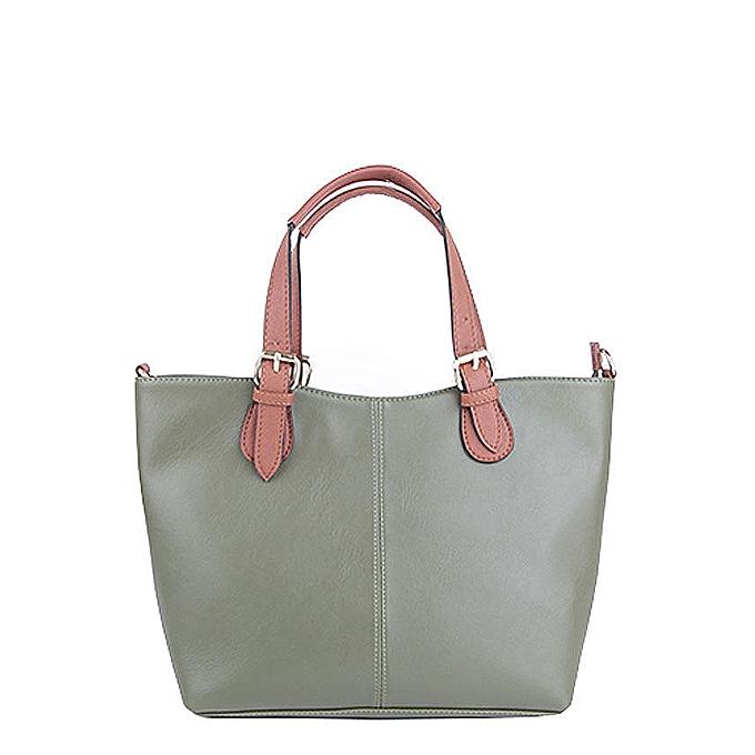 c37fb70571 Blues Sac à main en cuir - vert à prix pas cher | Jumia Maroc