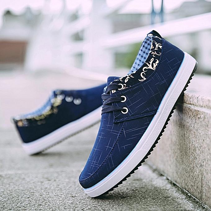 Fashion baskets casual sports hommes chaussures student canvas chaussures noir à prix pas cher    Jumia Maroc