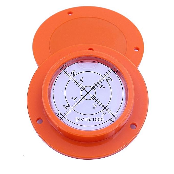Autre Circular Bubble Level Spirit Level Measuring Device Krenometer For Crane Taille 9017mm 1PCS(Same as picture) à prix pas cher