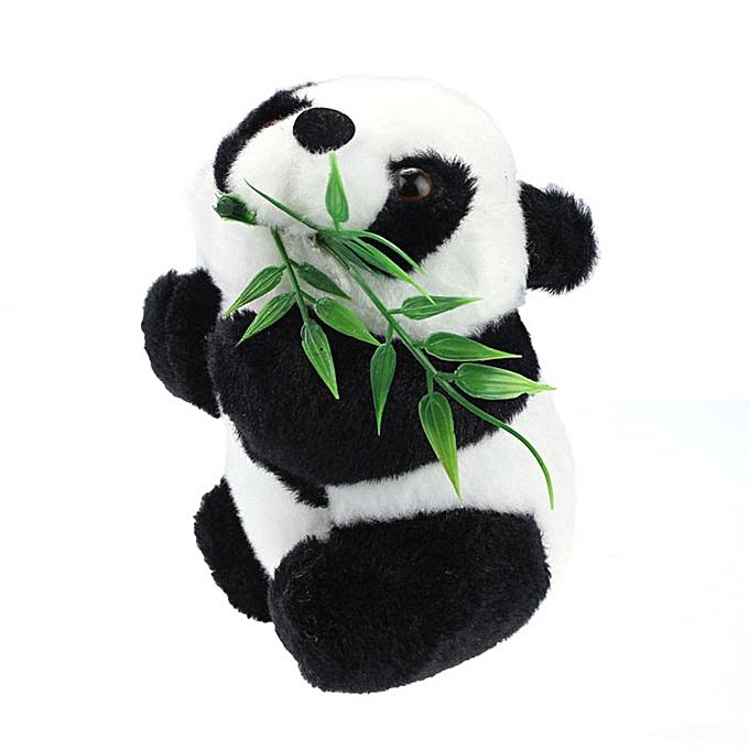 Generic Christmas Gift Baby Kid Cute Soft Stuffed Panda Soft Animal Doll Toy M à prix pas cher