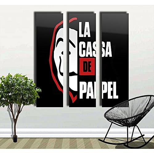3pcs Papel 92cm Tableau De Casa X 25cm bgf6yvY7