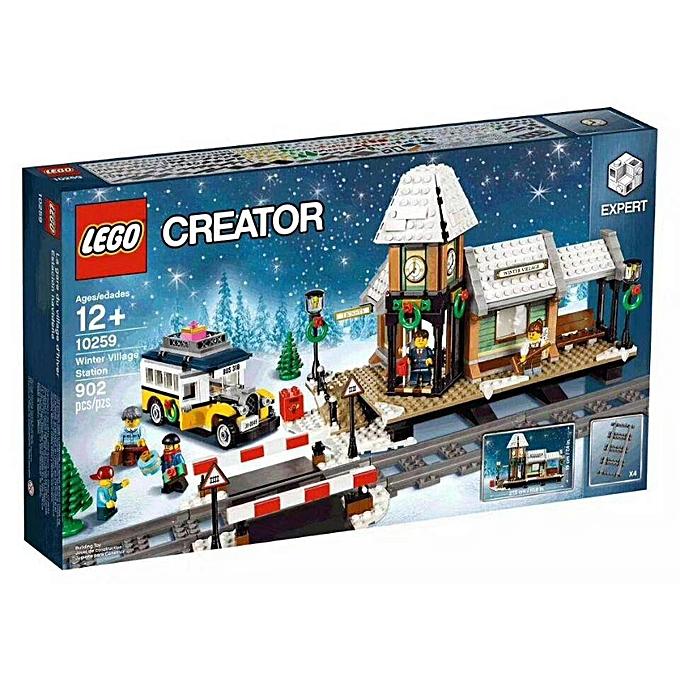 Lego Creator Gare d'Hiver à prix pas cher