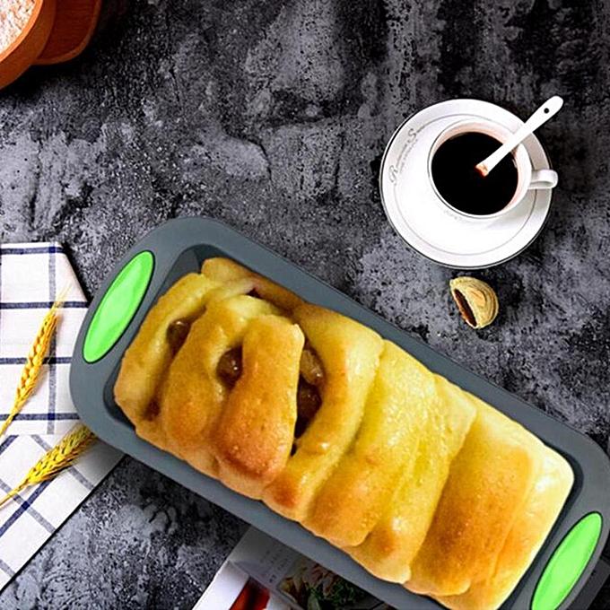 Autre 3pcs moules à gâteaux moules en silicone fondant ensemble assiettes à pain casseroles plateau cuisine gadgets de cuisson à prix pas cher