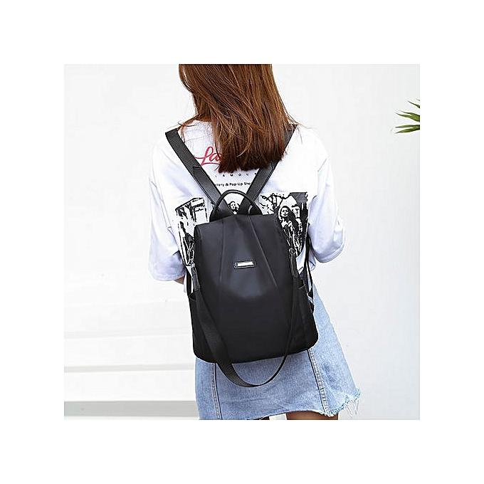 mode Tectores femmes voyage sac à dos voyage sac anti-theft Oxford cloth sac à dos à prix pas cher