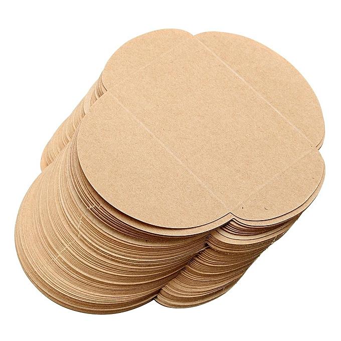UNIVERSAL Handmade mini kraft paper envelope 5.8x9cm 200pcs lot à prix pas cher