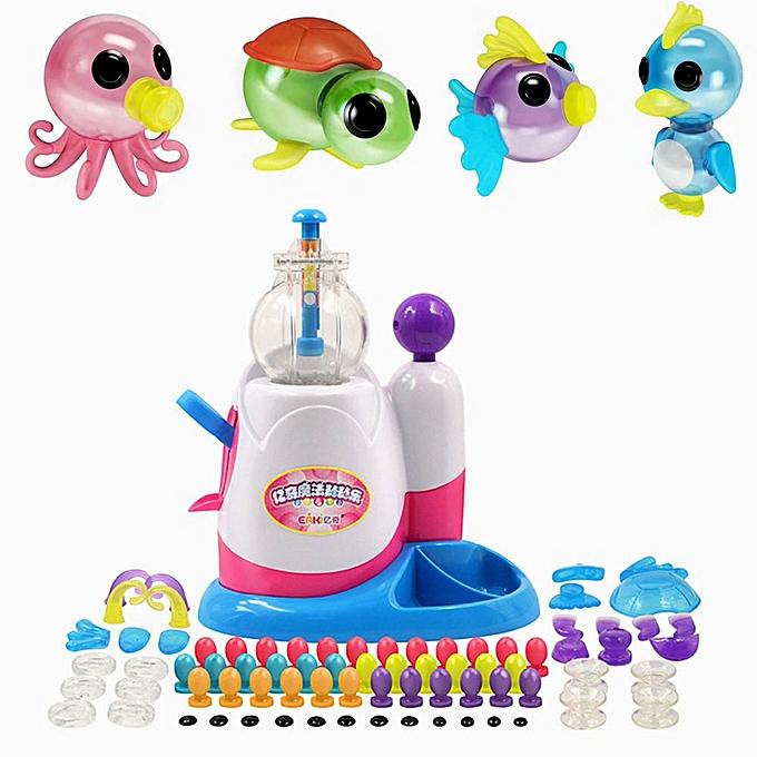 OEM EAKI Magie Magique Vagues Collantes Méga Pack De Démarrage Inflator Balls Fun Inflatable à prix pas cher
