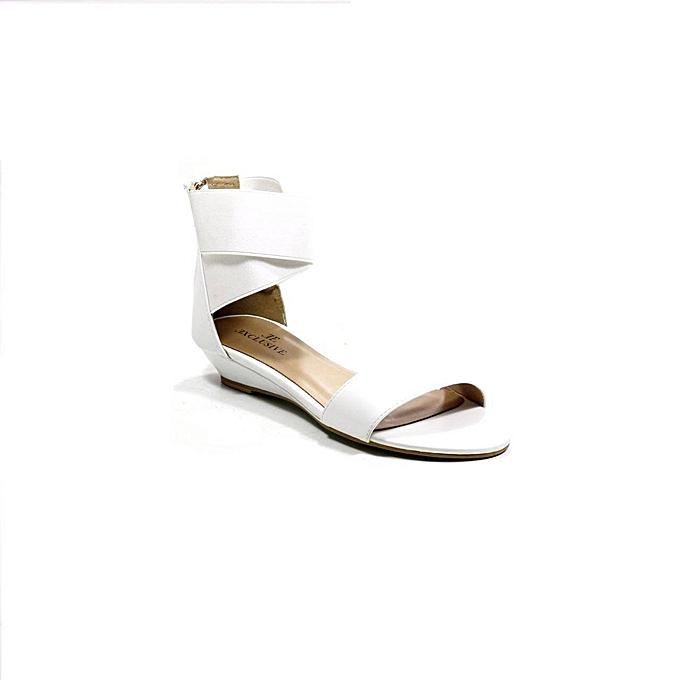 EXCLUSIVE sandales - - - WHITE à prix pas cher  | Jumia Maroc 751352
