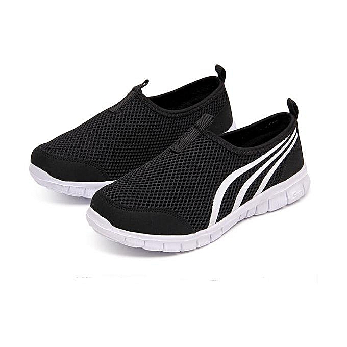Fashion Fashion Unisex Sport Running chaussures Casual Outdoor Breathable Comfortable Mesh Athletic chaussures-EU à prix pas cher    Jumia Maroc