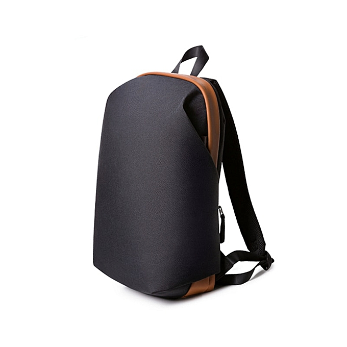 Other Meizu backpacks Waterproof School Backpack brief style Large Capacity Student Bags Laptop For iPad Macbook bag(noir) à prix pas cher