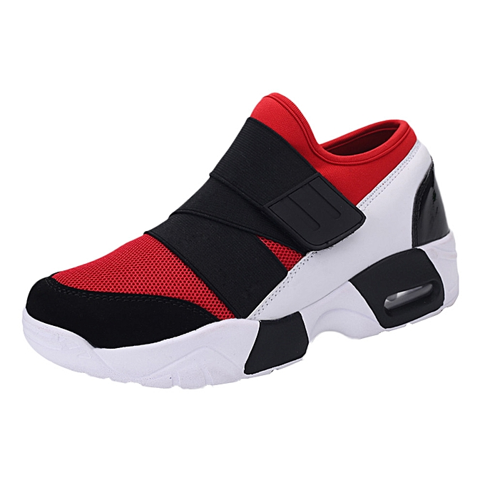 Fashion Hiamok Casual  Men's For Adult Tennis Running  chaussures  Lightweight  Breathable baskets à prix pas cher