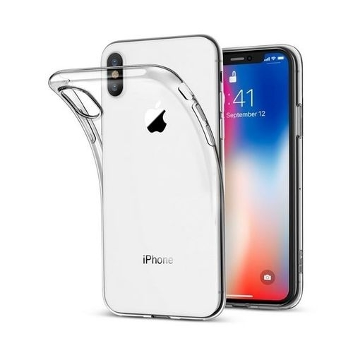 coque en silicone iphone x